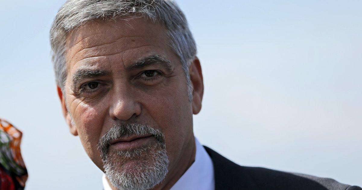 Джордж Клуни подаст в суд на журнал