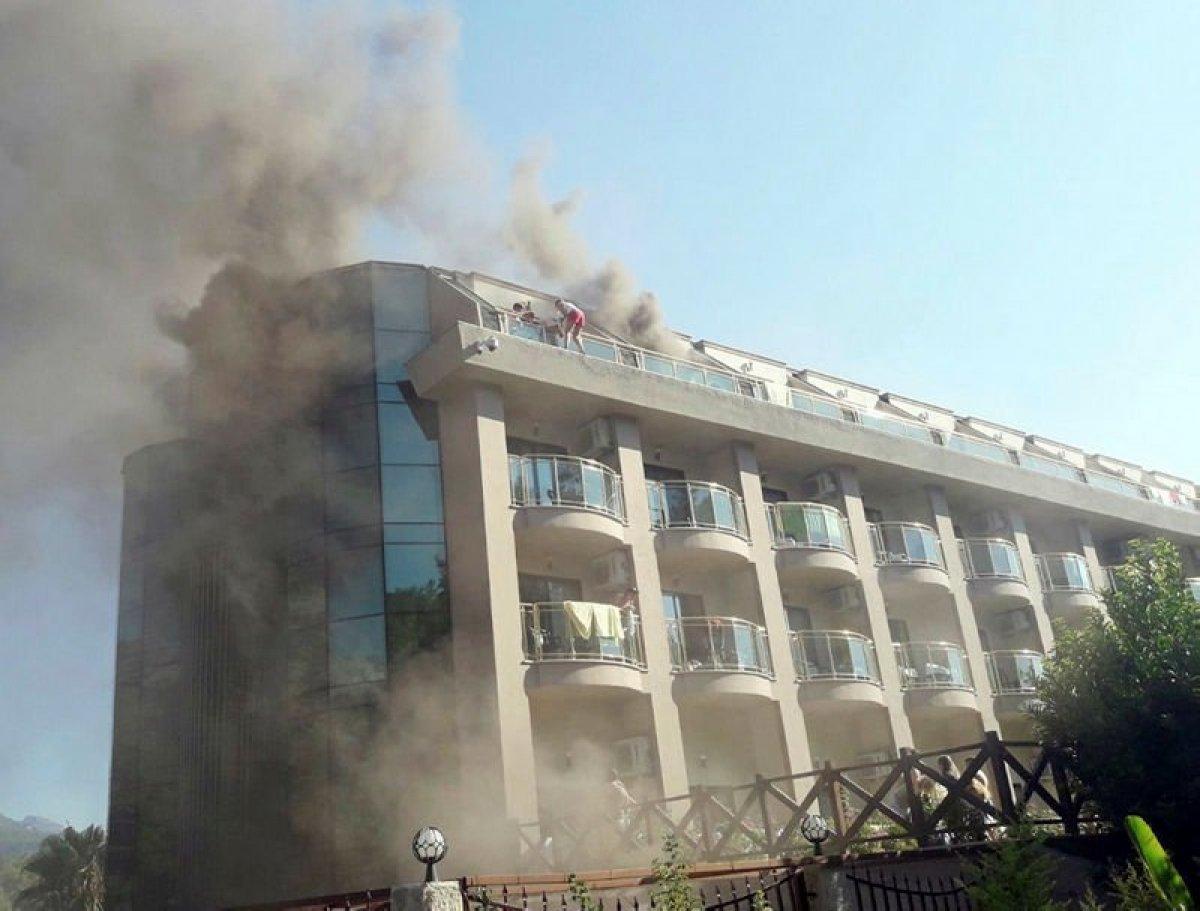 В Ростуризме уточнили количество пострадавших россиян при пожаре в Турции