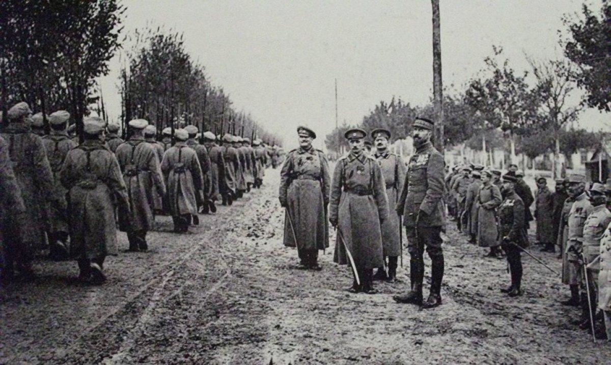 Минобороны открыло доступ к данным о Первой мировой