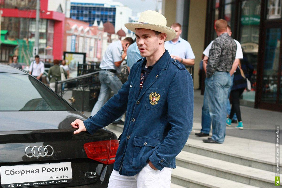 В Екатеринбурге у чемпиона по боксу отобрали автомобиль