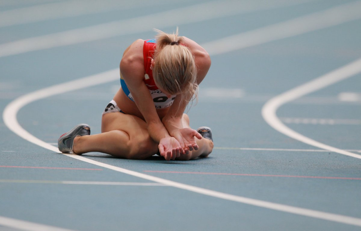 Российские легкоатлеты дисквалифицированы за допинг
