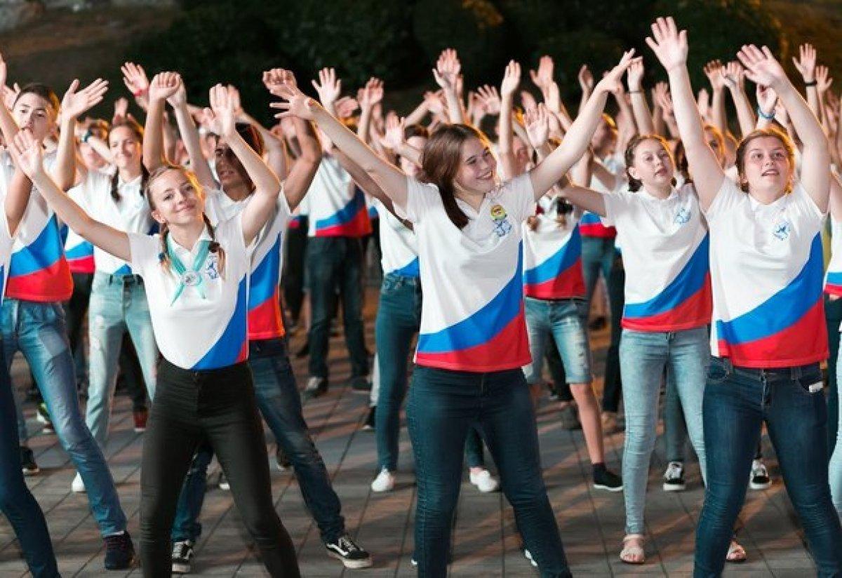 Стартовал форум Российского движения «Шаг в будущее страны»