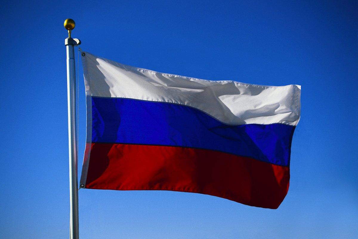 В России отмечают День Государственного флага