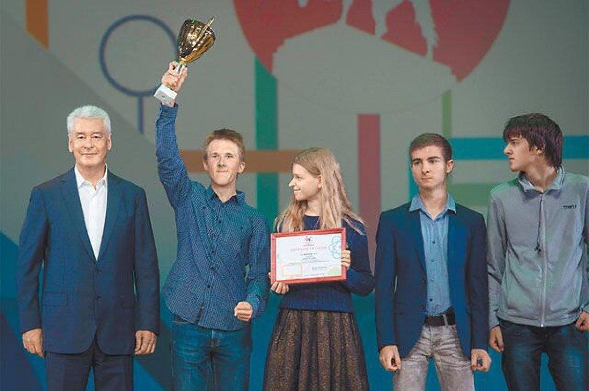6 сентября в Москве стартовал первый тур международной олимпиады мегаполисов