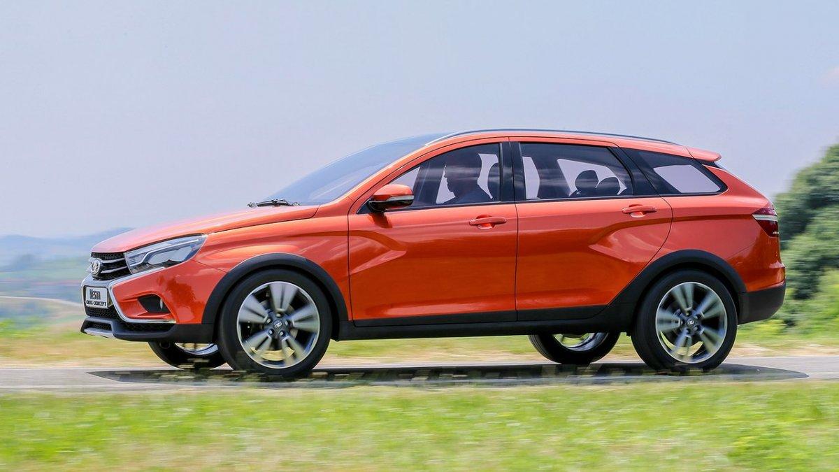 «АвтоВАЗ» запустил производство Lada Vesta SW и Lada Vesta SW Cross