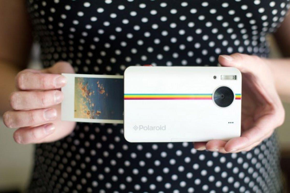 Polaroid ожил