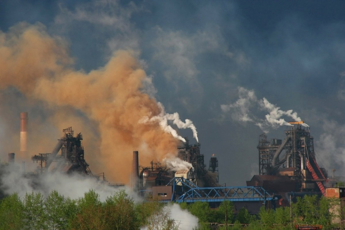 Минприроды составила список самых грязных городов России