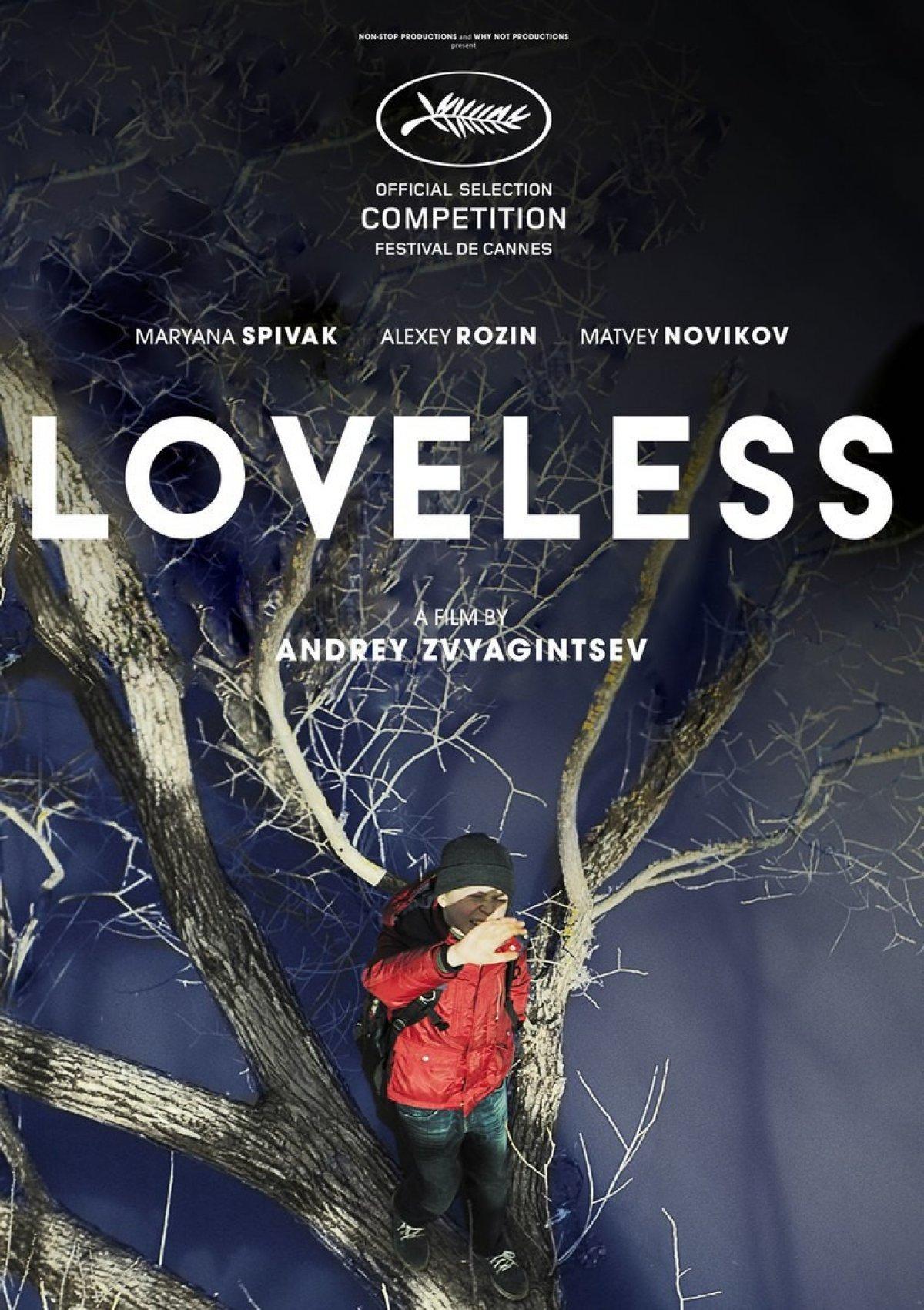 Россия выдвинула «Нелюбовь» на «Оскар»