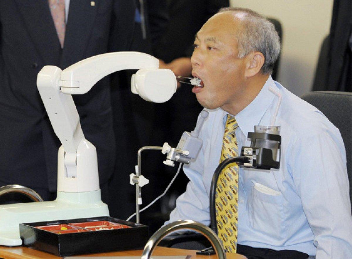 В Китае появился робот-стоматолог