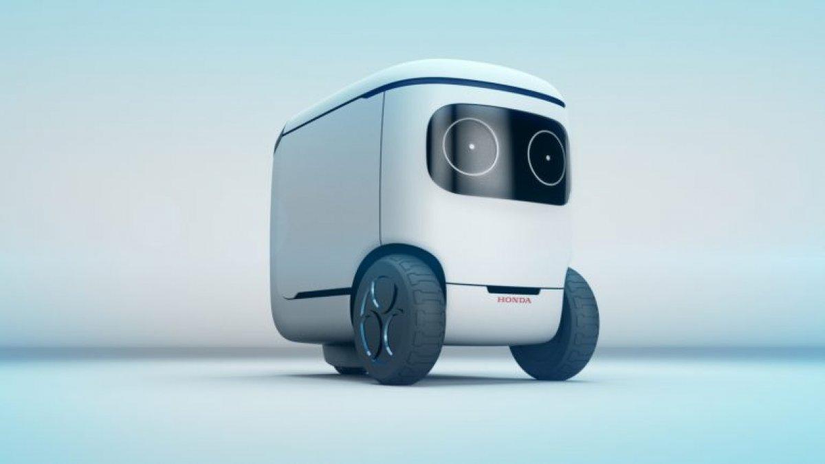 Компания Honda в 2018 году представит роботов, которые улучшат жизнь людей