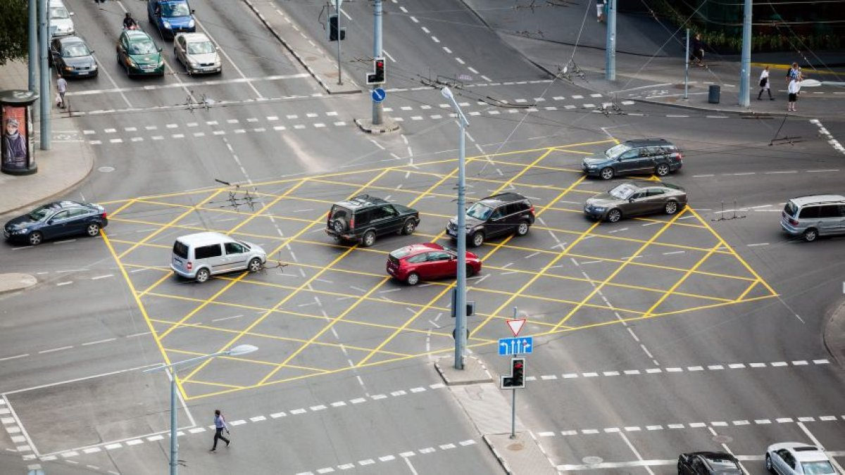 Введены новые дорожные знаки