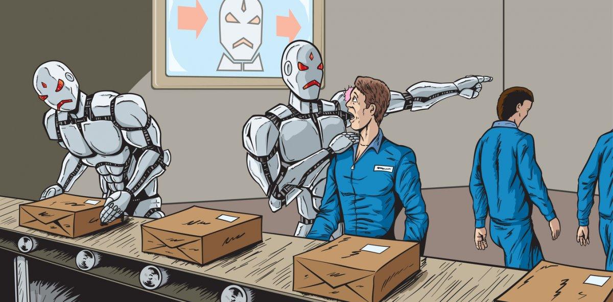 Россияне не боятся роботов