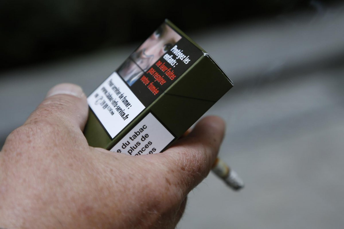 Антитабачные иллюстрации усиливают у подростков желание курить