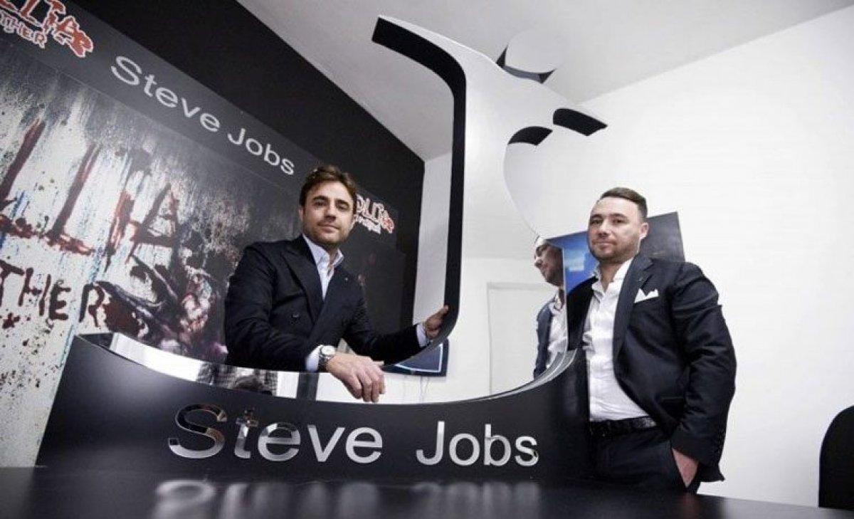 У Apple перехватили права на имя ее основателя