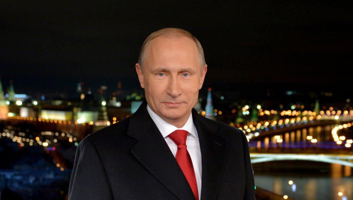 """Владимир Путин стал гостем программы """"Время"""""""