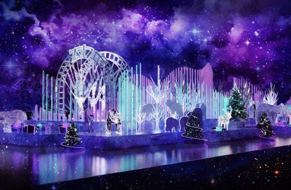 На главном катке страны пройдет рождественский бал