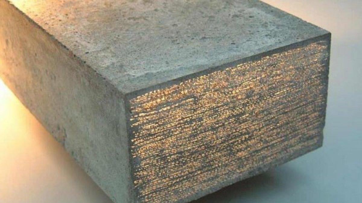 Студенты из Краснодара изобрели светопропускающий бетон