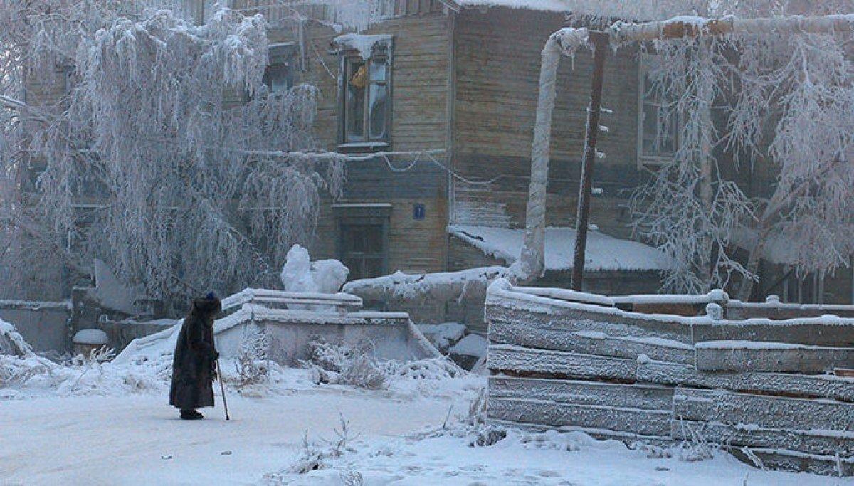 Ночь на 13 января - температурный рекорд текущей зимы