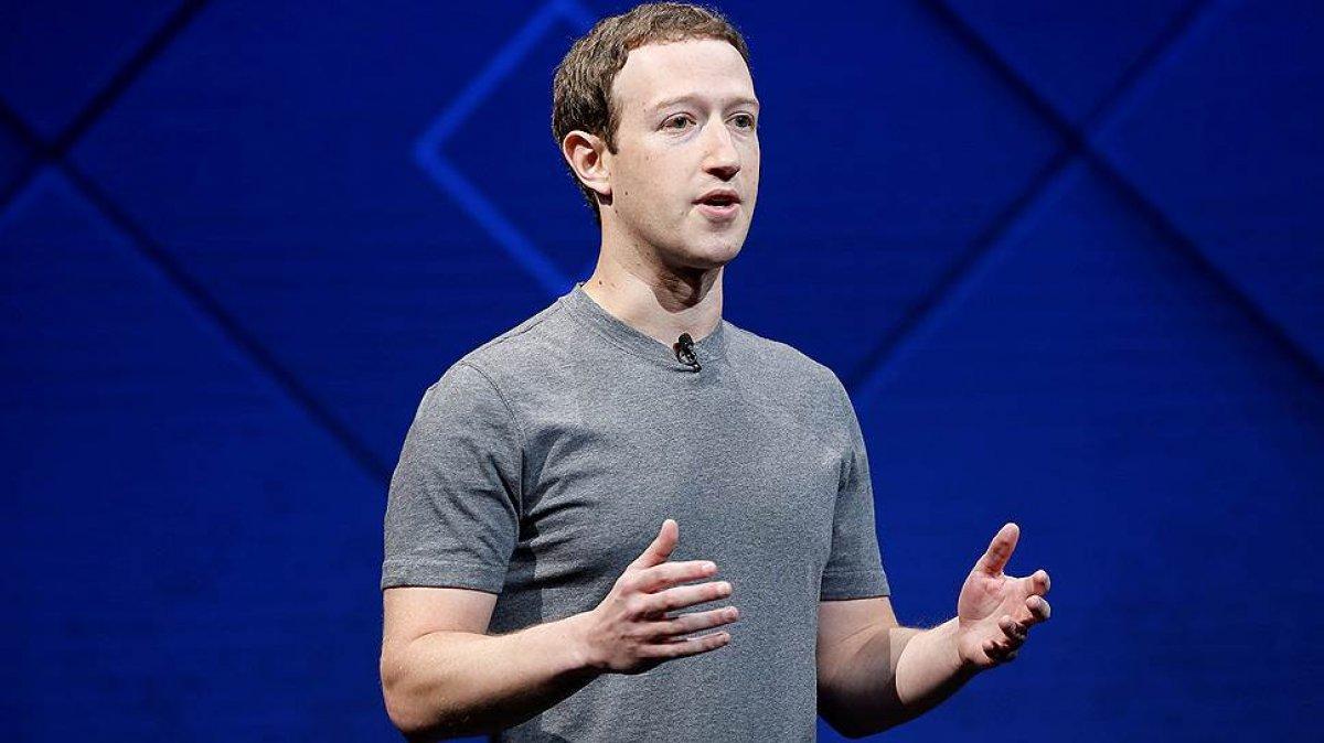 Объявление об изменении ленты Facebook стоило Цукербергу $3,2 млрд