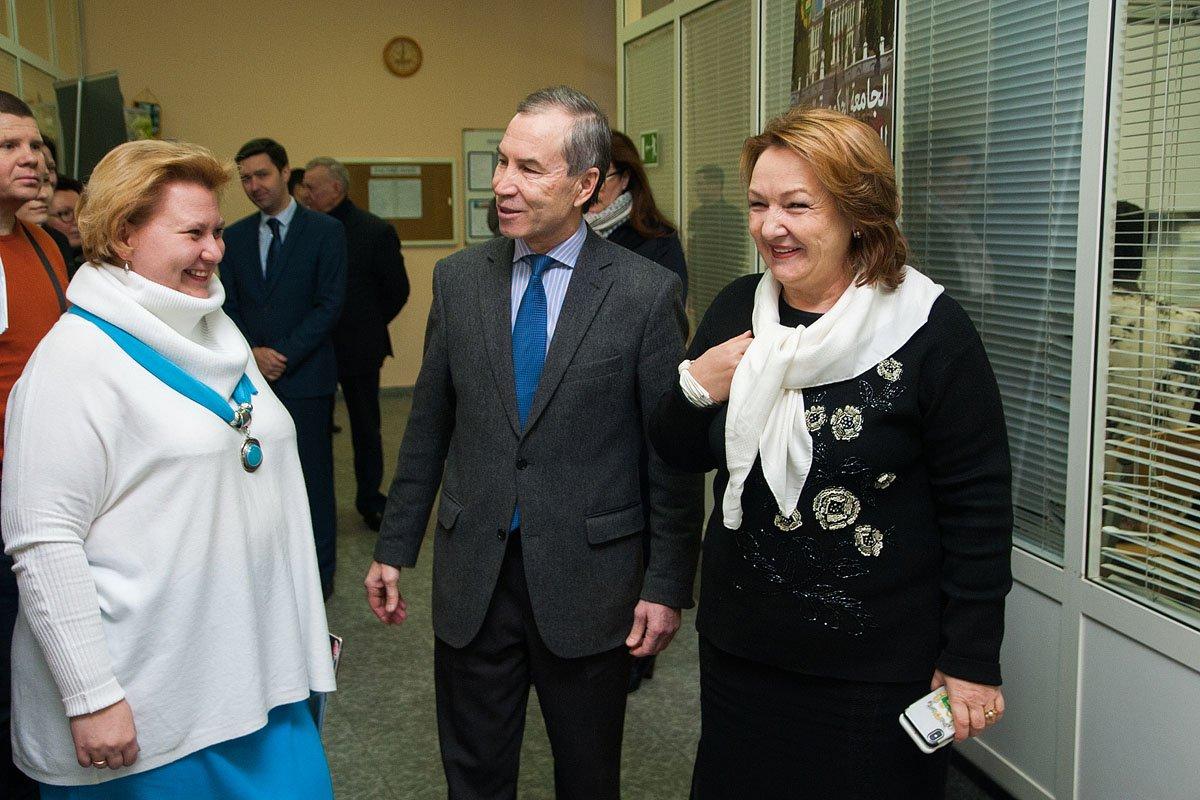 В Тимирязевке открылось подготовительное отделение для иностранных граждан