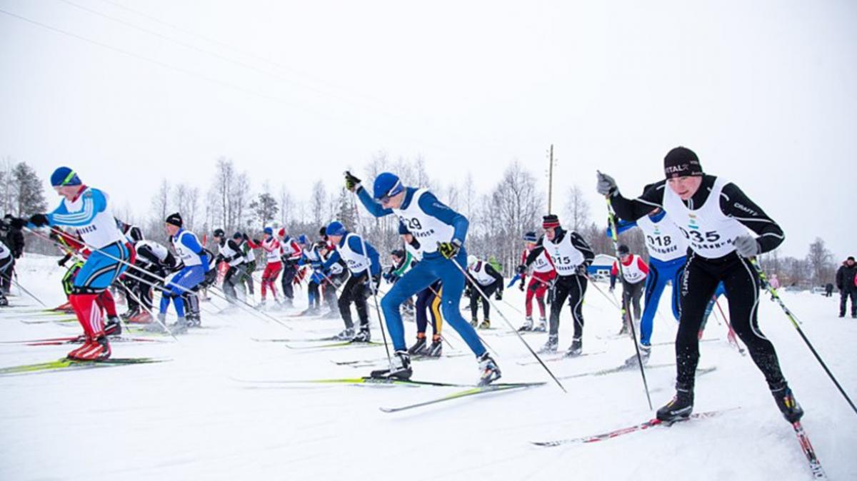 Предстоящие выходные в Москве будут посвящены зимним видам спорта