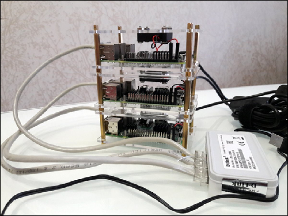 Красноярский школьник создал аналог суперкомпьютера