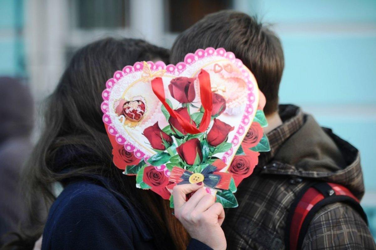 В Московском метрополитене заработал сервис по доставке «валентинок