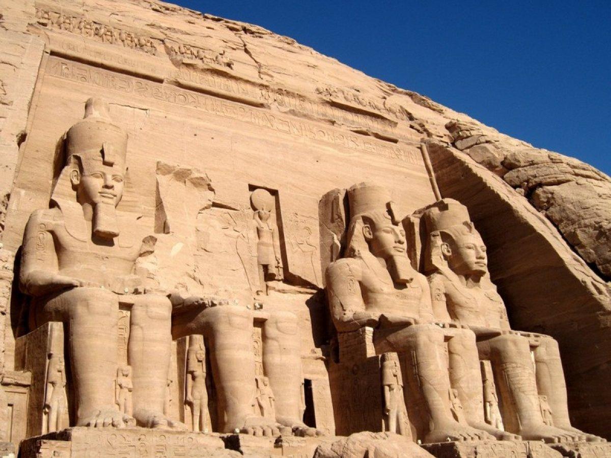 На севере Египта обнаружен неизвестный храм фараонов