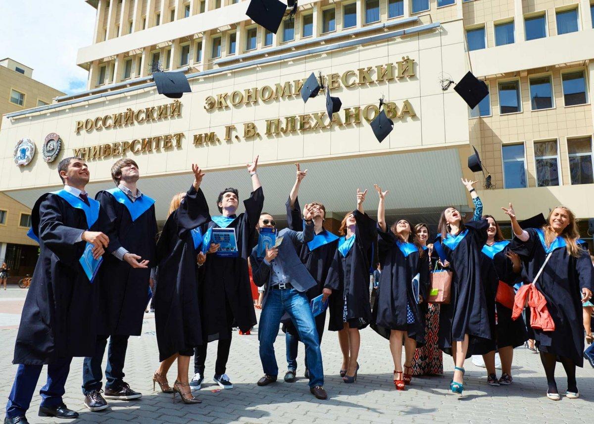 Новый корпус РЭУ имени Плеханова построят в Москве