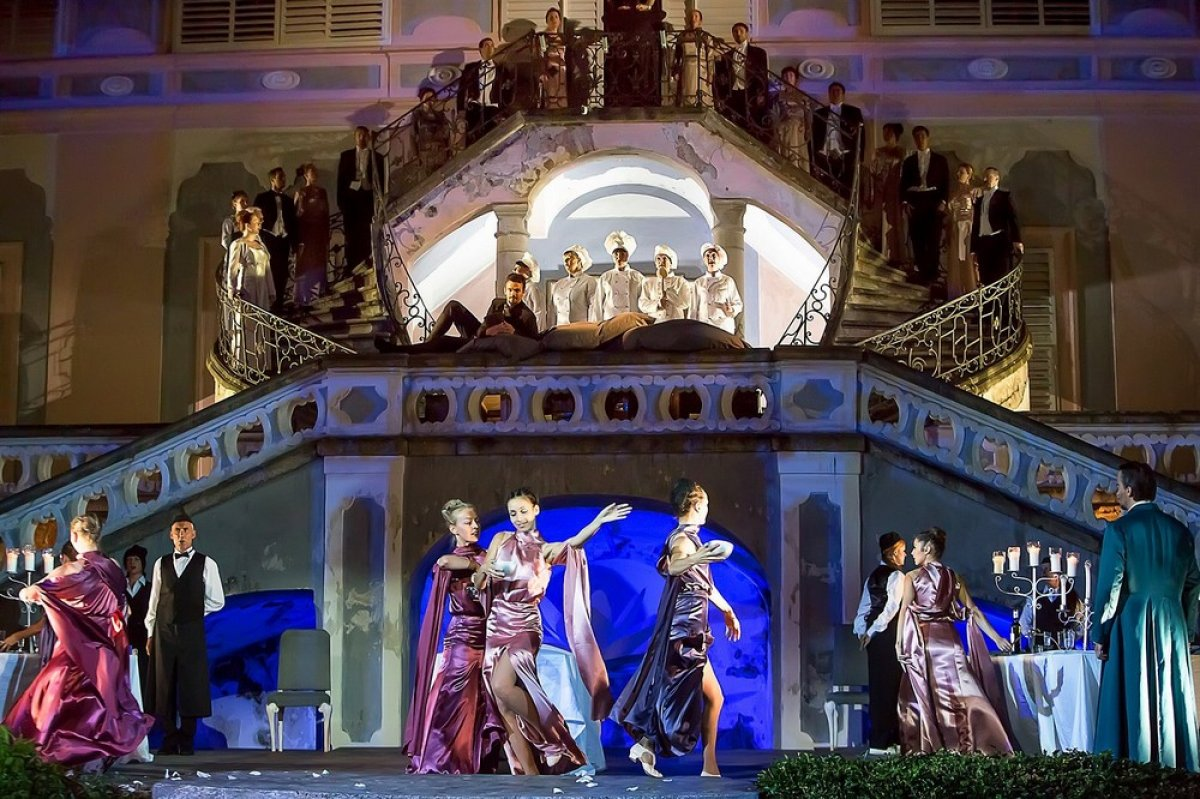 Ночь театров в столице пройдет 24 марта