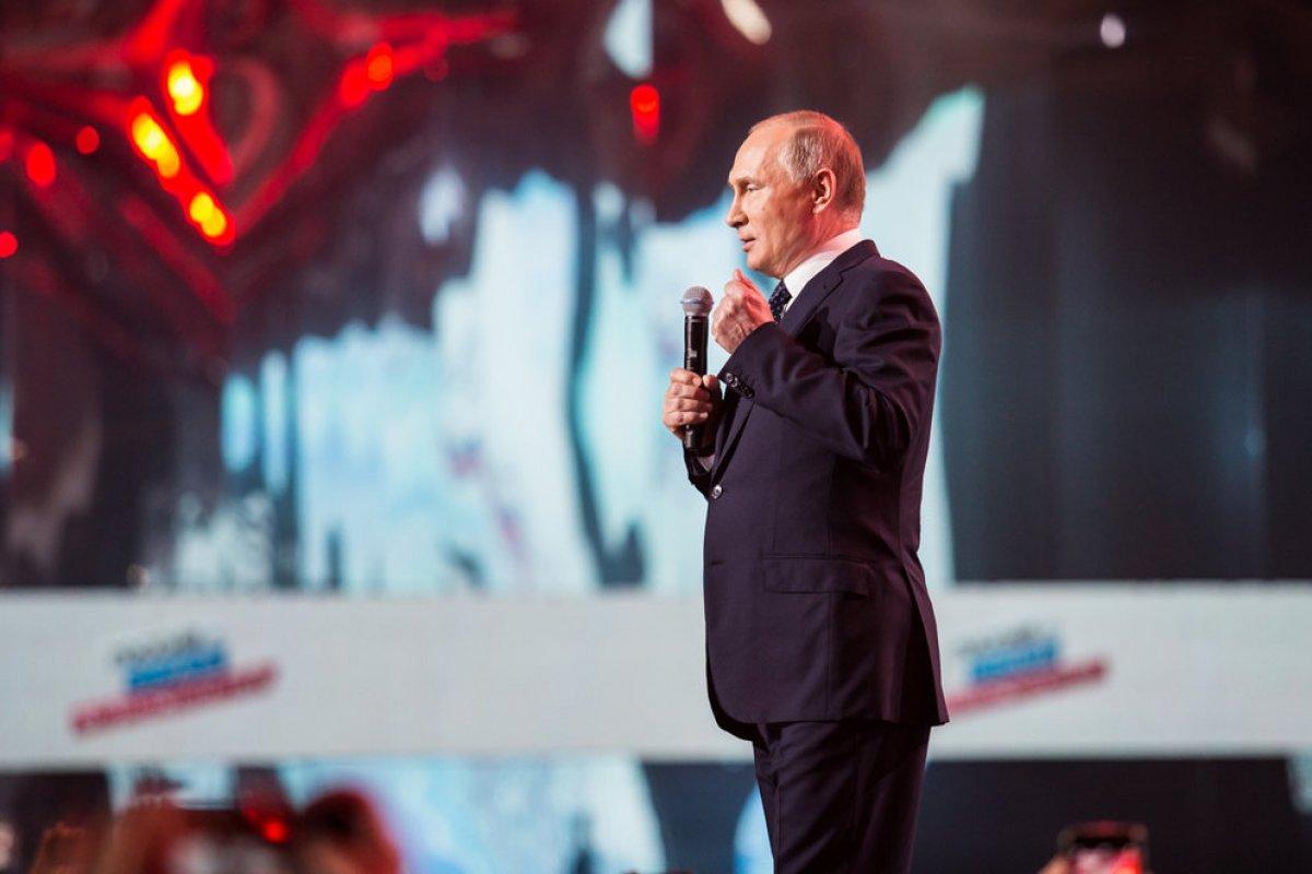 Президент встретился с победителями проектов форума «Россия – страна возможностей»