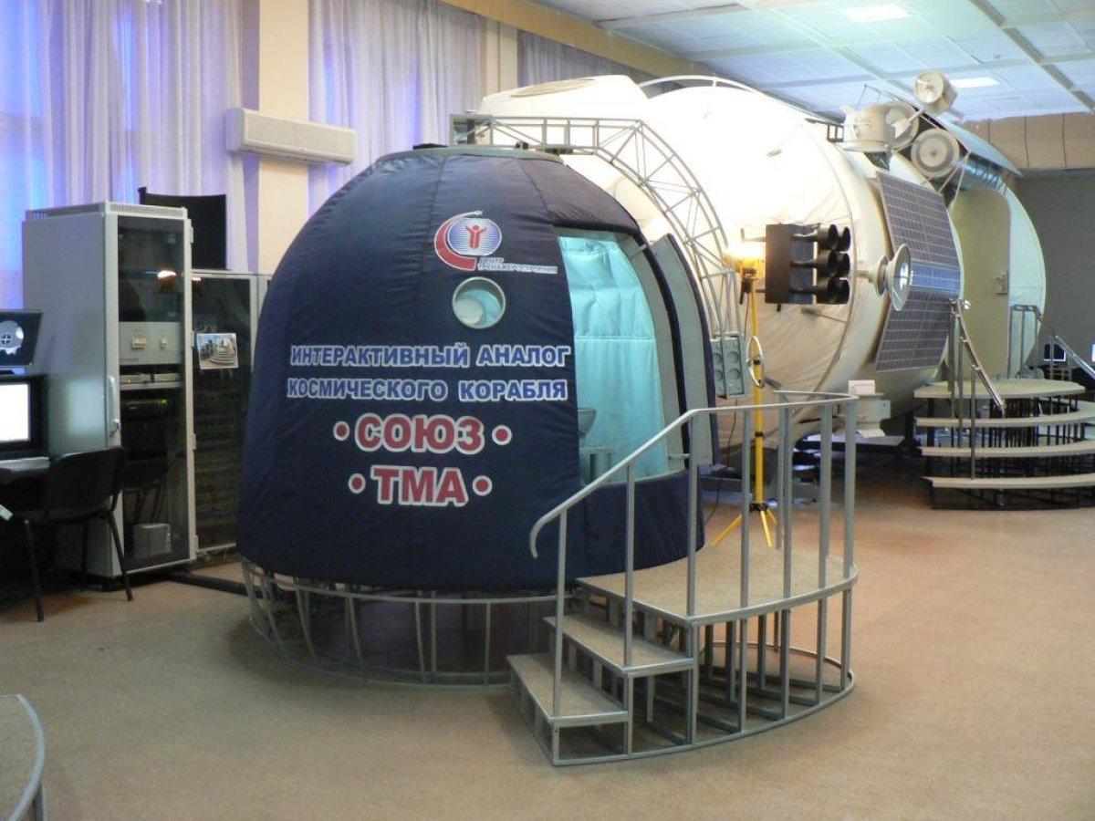 Мединский открыл в Кирове детский космический центр с виртуальной МКС
