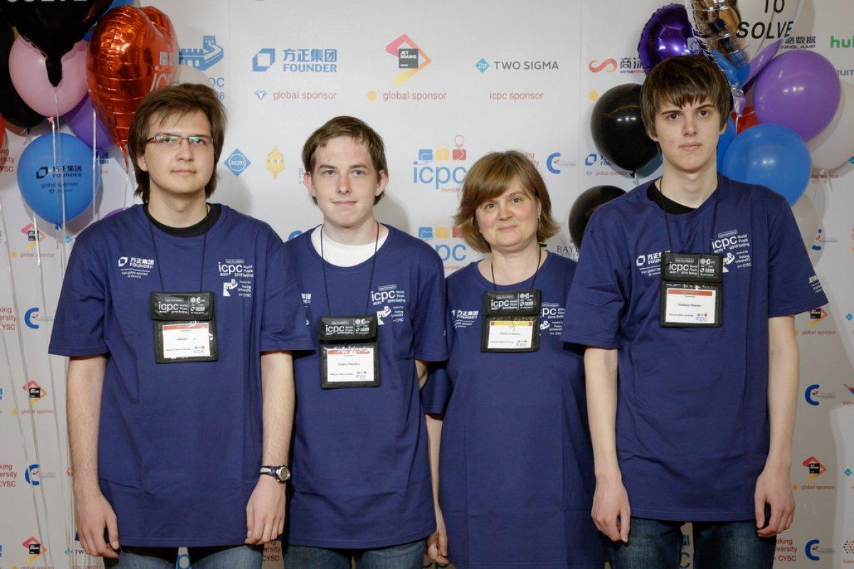 Команда МГУ впервые выиграла чемпионат мира 2018 по программированию АСМ ICPC