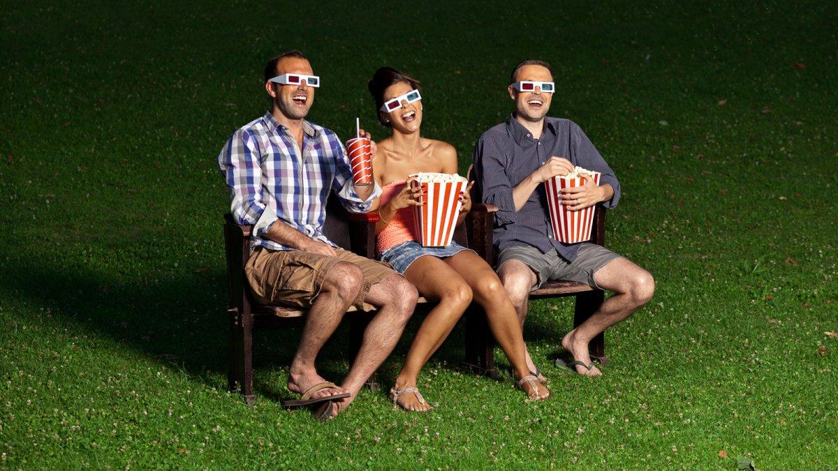 «Гараж» назвал дату открытия летнего кинотеатра