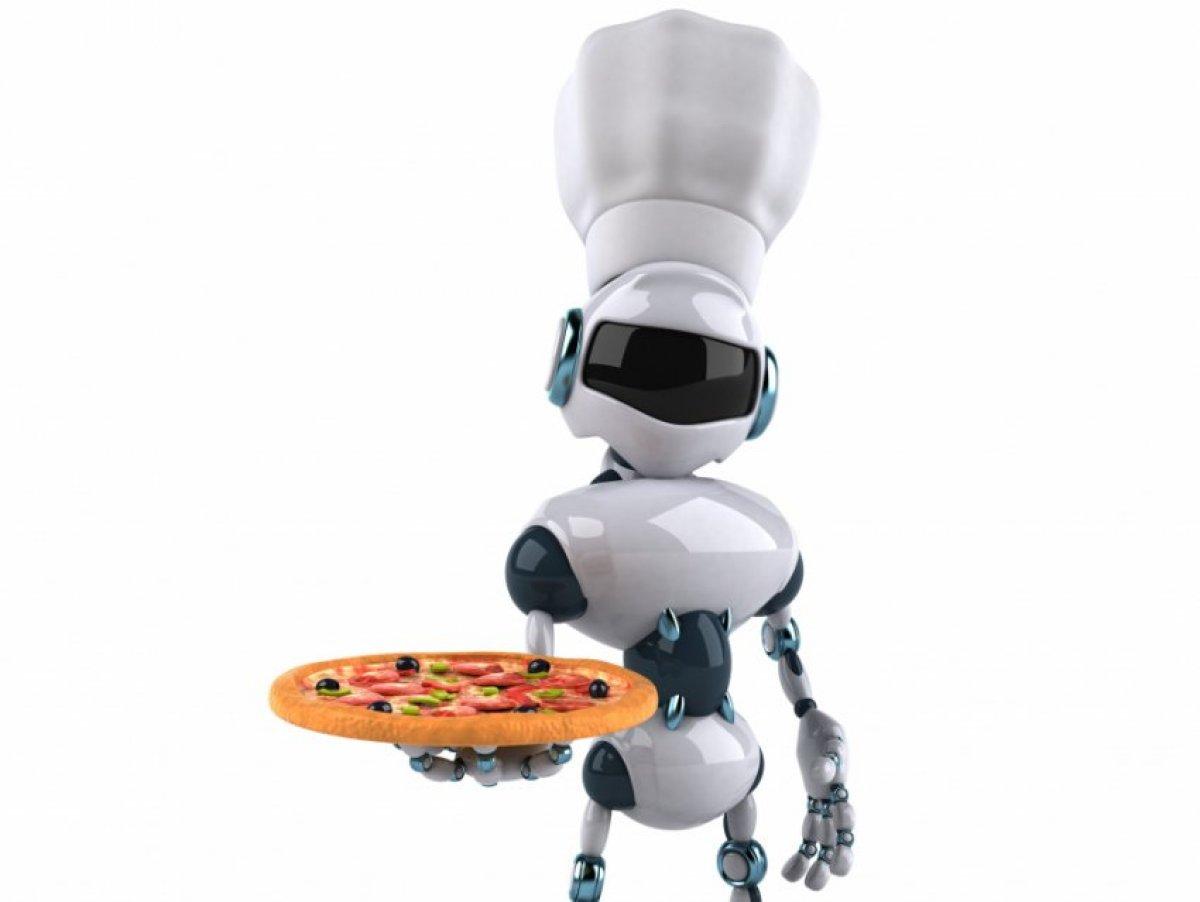 Компания Sony создает робота-помощника на кухне