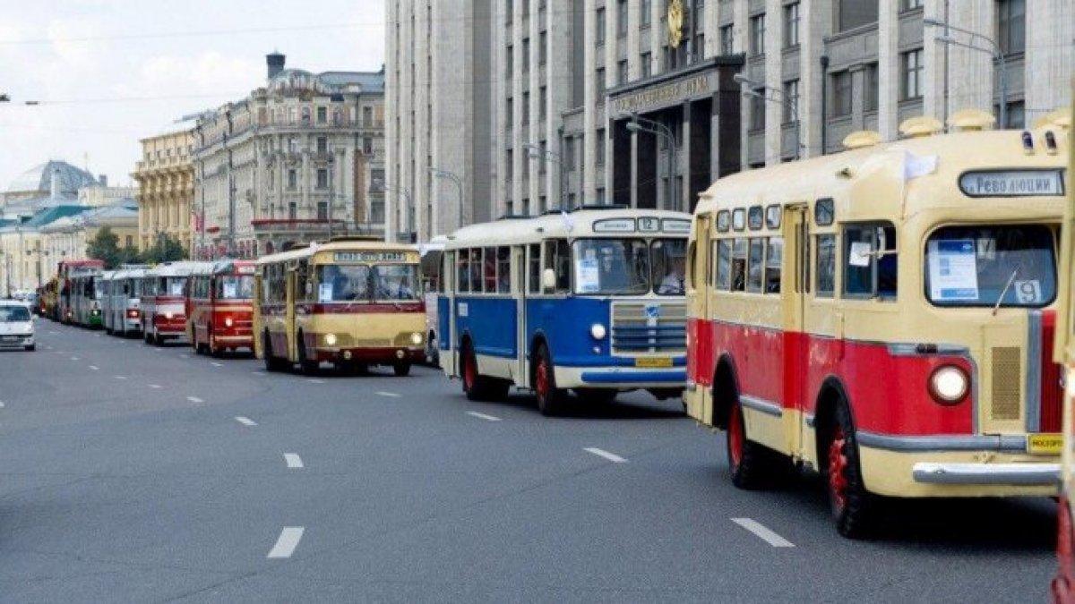 В Москве появится музей транспорта