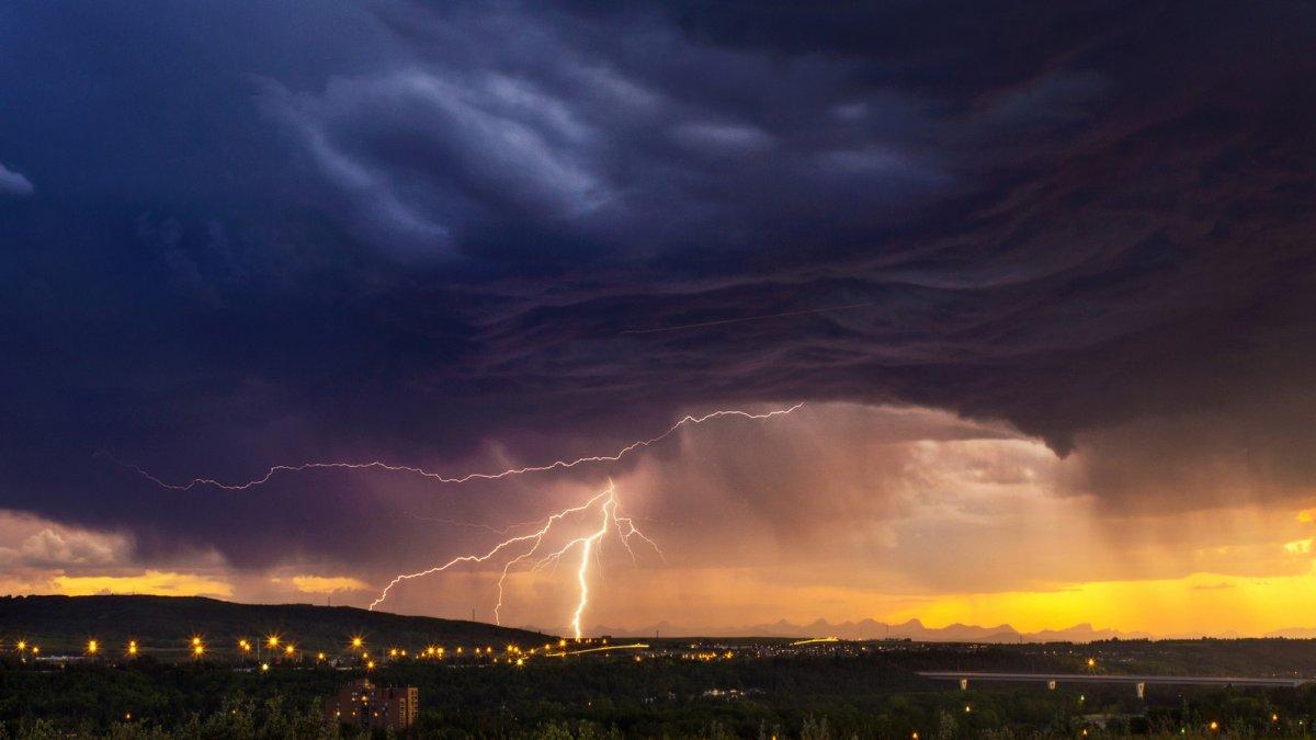 Собянин анонсировал создание в Москве системы мониторинга стихии