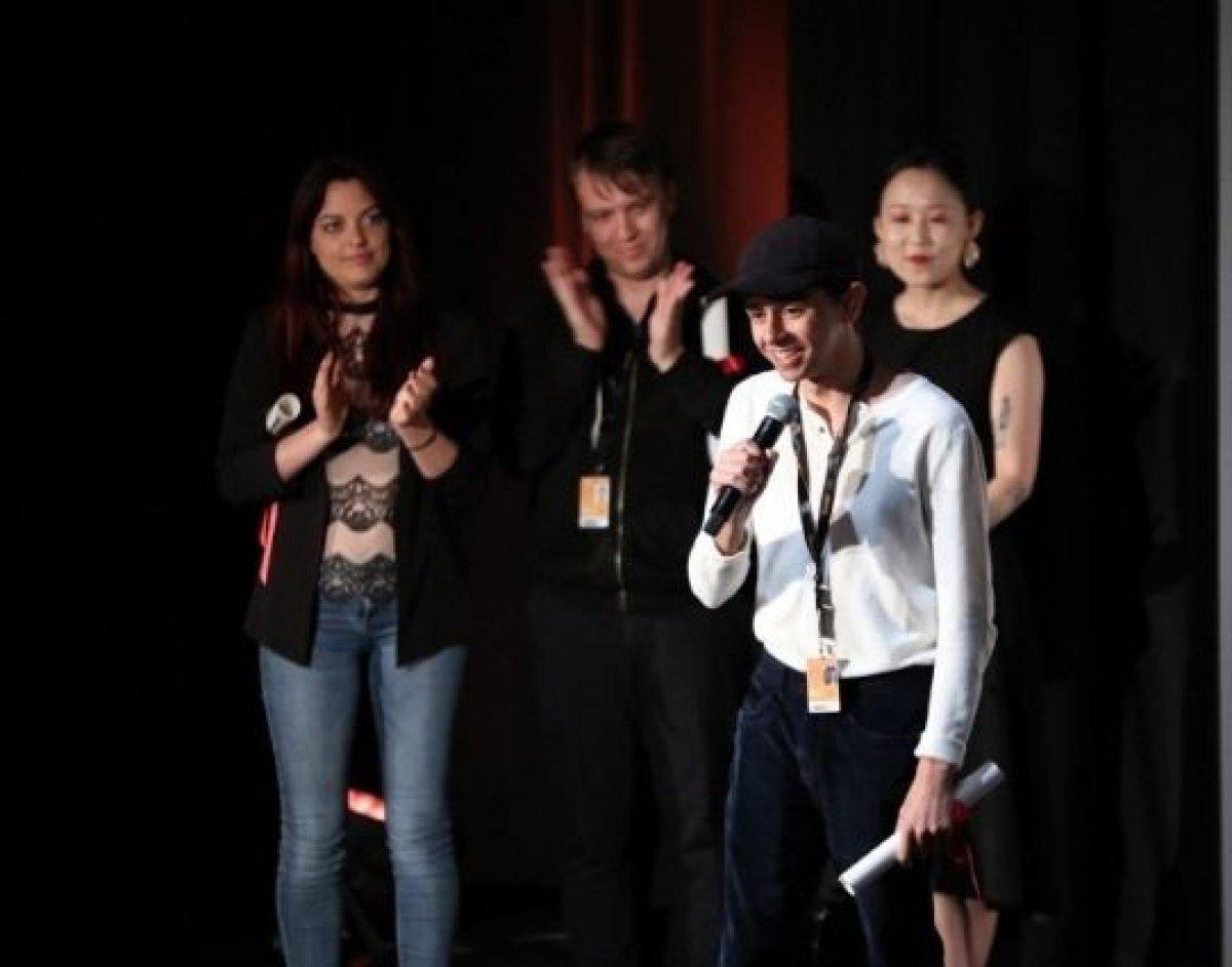 Короткометражный фильм петербургского студента получил приз в Каннах
