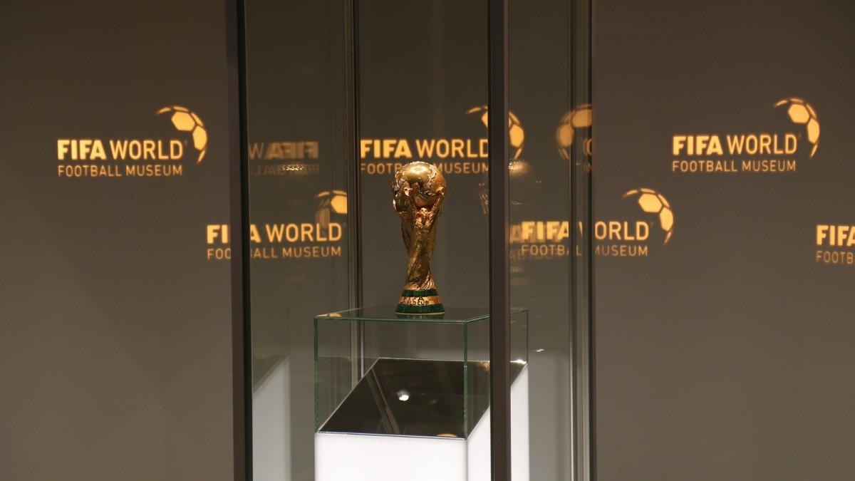 Экспозиция из Музея мирового футбола ФИФА прибудет в Москву