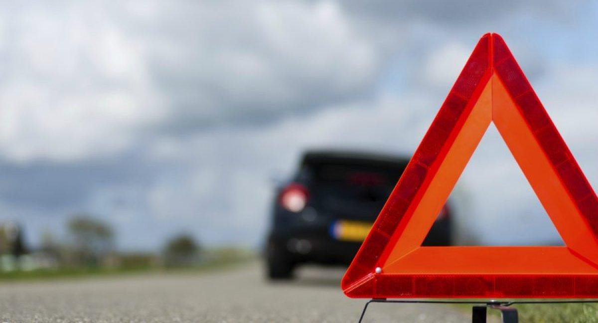 Легковой автомобиль сбил троих подростков в Домодедово