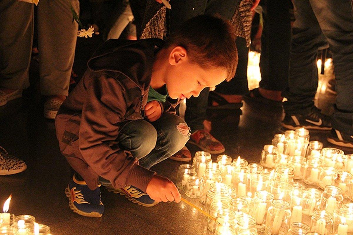 Волонтеры Победы зажгут «свечи памяти» в городах России