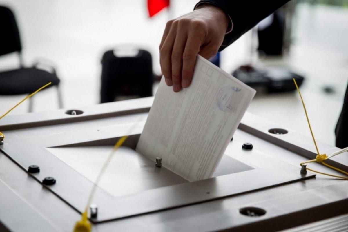Студенты Самарского университета приняли участие в избирательной кампании