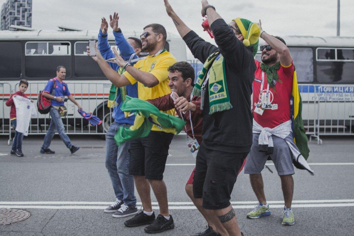 Колумбийский карнавал в Москве
