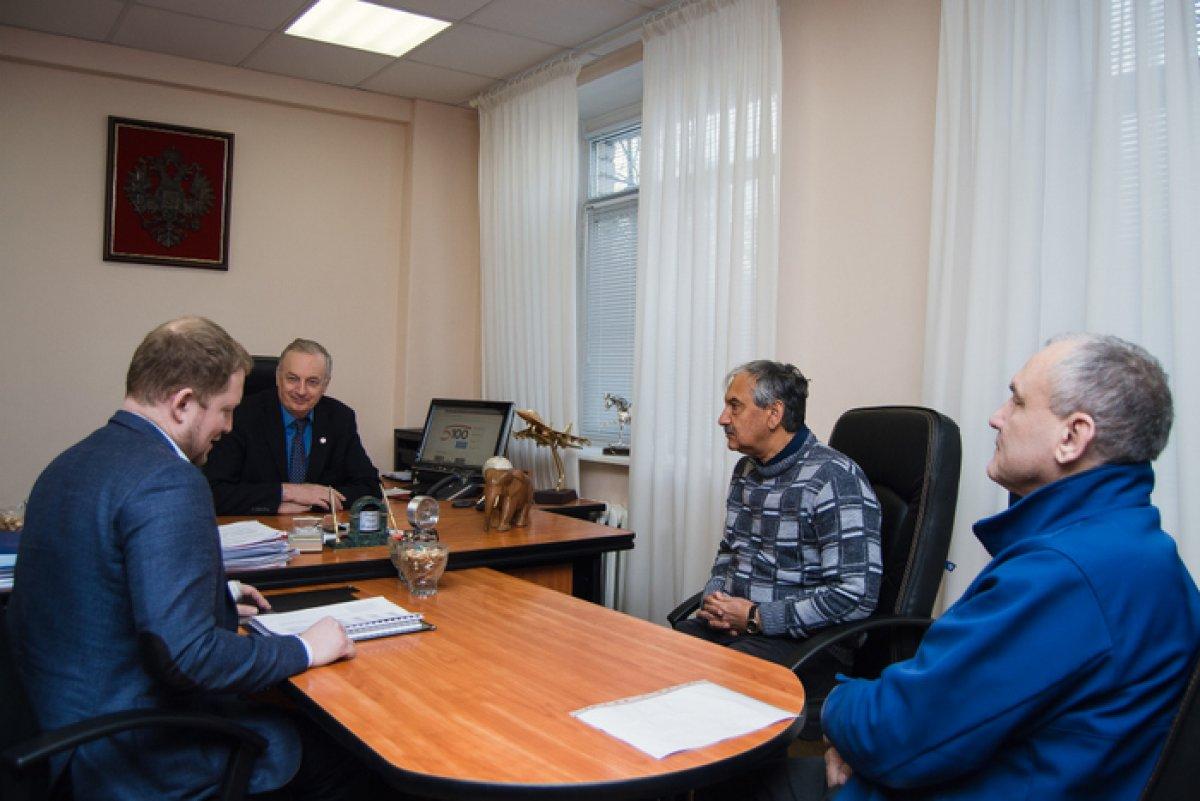 В Самарском университете продолжается работа над мегагрантом