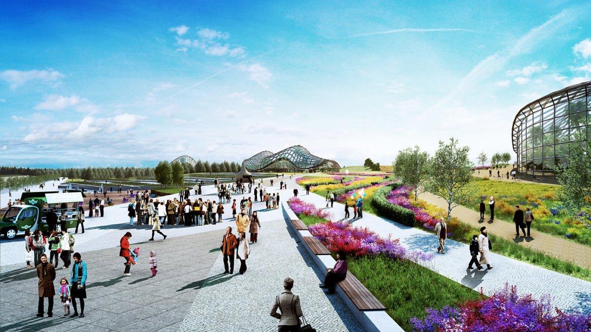 Москва вошла в топ мегаполисов по доле парков в городском пространстве