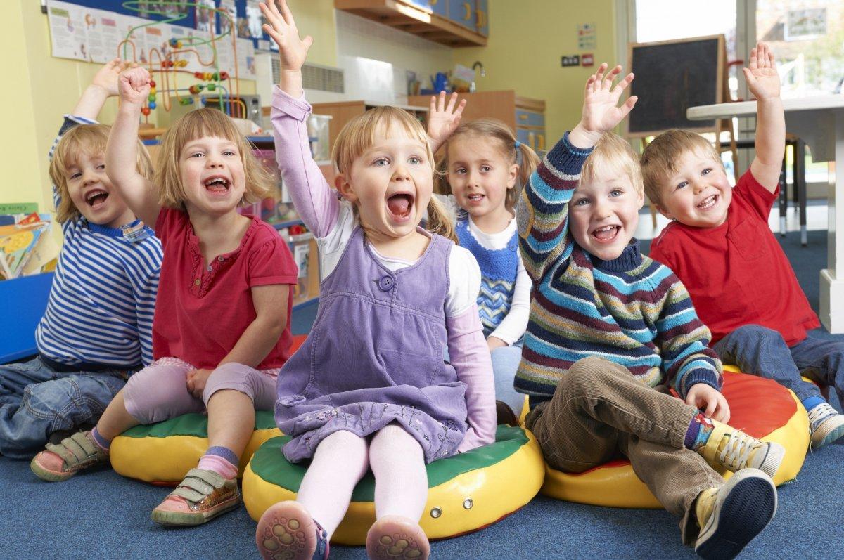 Дети смогут посещать детский сад с 2,5 лет