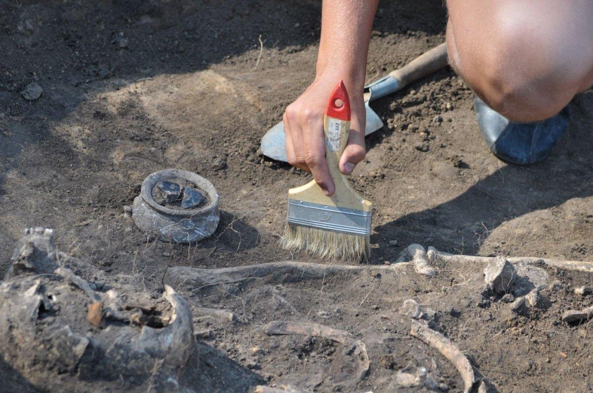 Останки самого древнего жителя Евразии найдены в Сибири