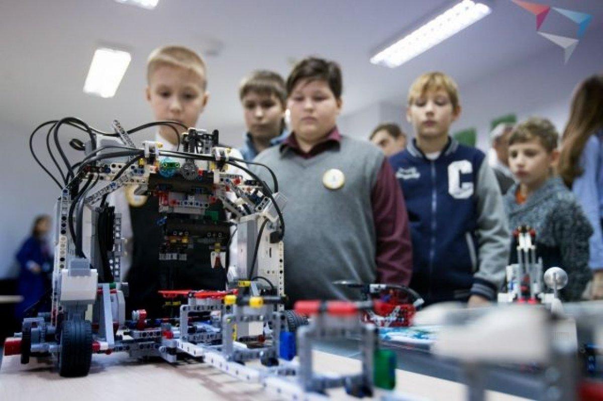 Владимирская область - лидер дополнительного образования детей