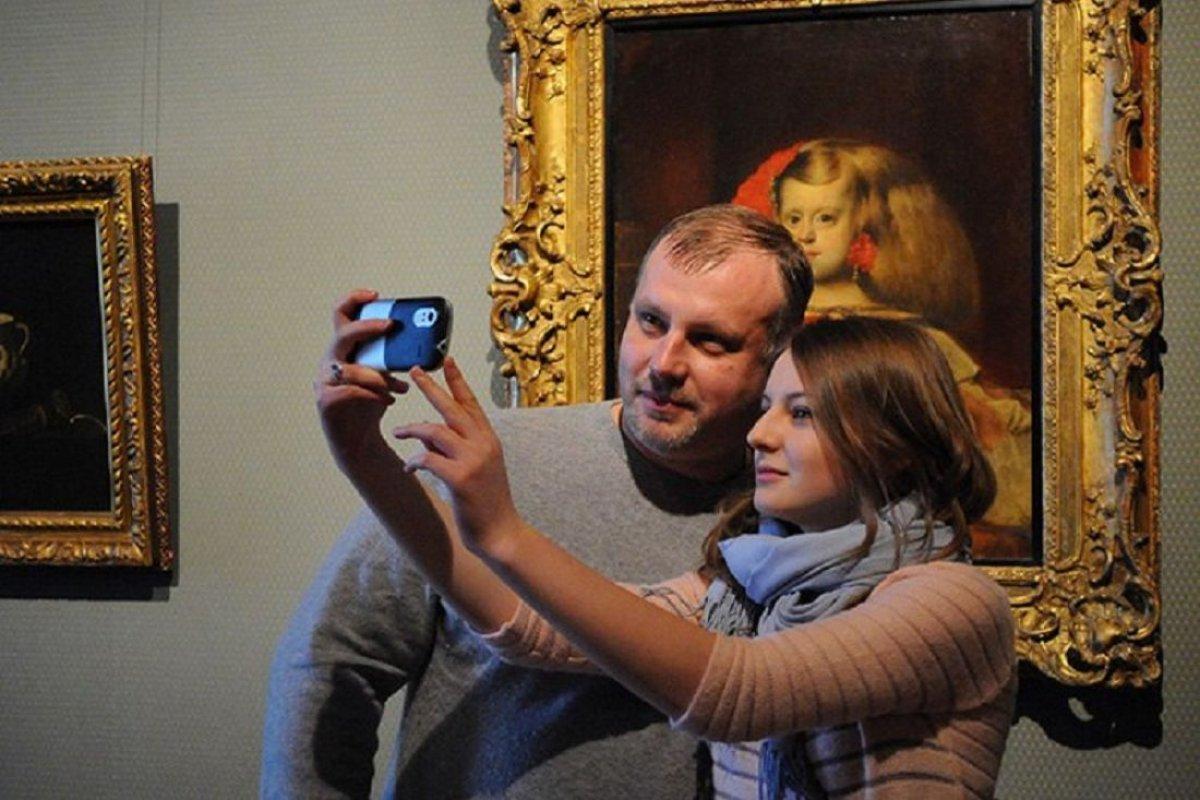 Сервис Google для сравнения селфи с портретами в музеях теперь и в России