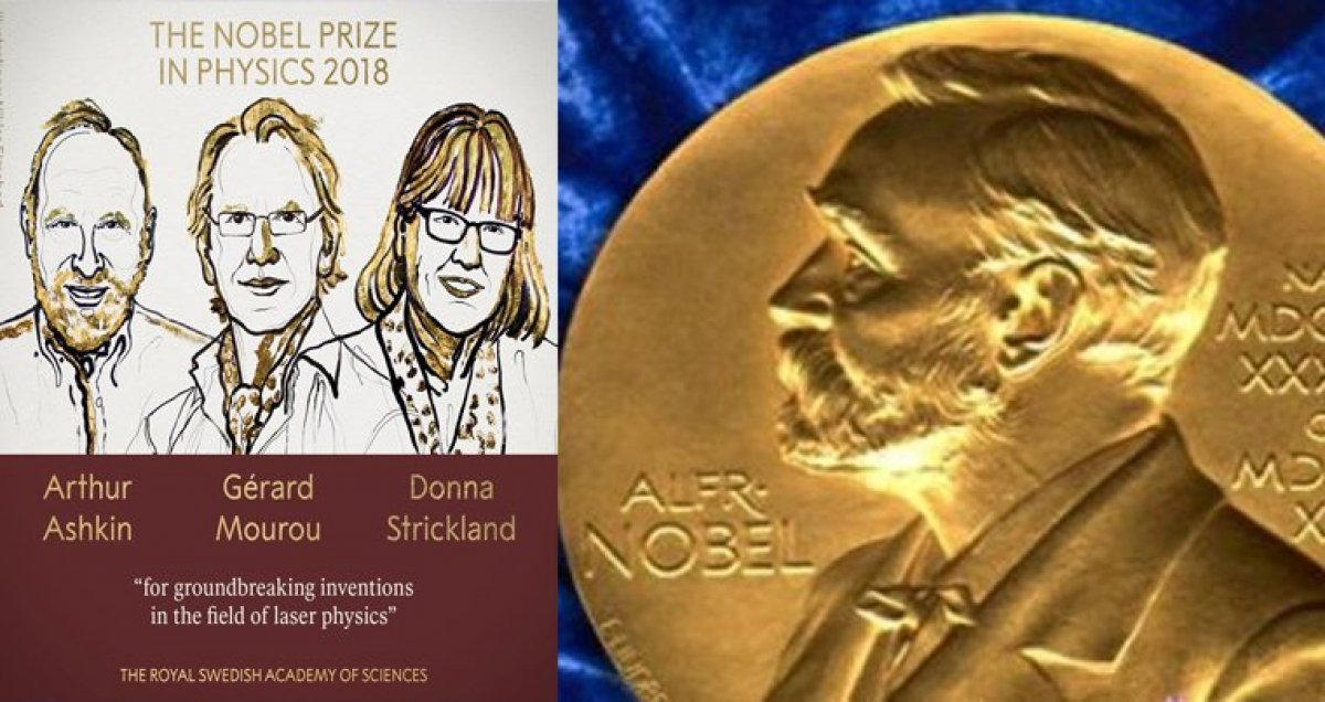 Кто и за что получил Нобелевскую премию по физике в этом году?